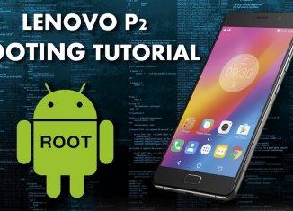 Rootear el Lenovo P2