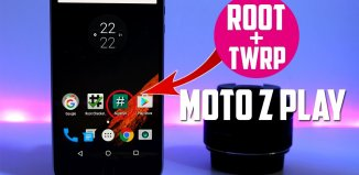 Rootear el Moto Z Play con Android 6.0.1 Marshmallow