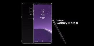 Especificaciones del Samsung Galaxy Note 8