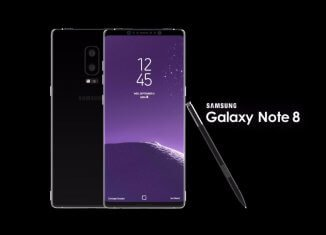 Especificaciones del Samsung Galaxy Note 8