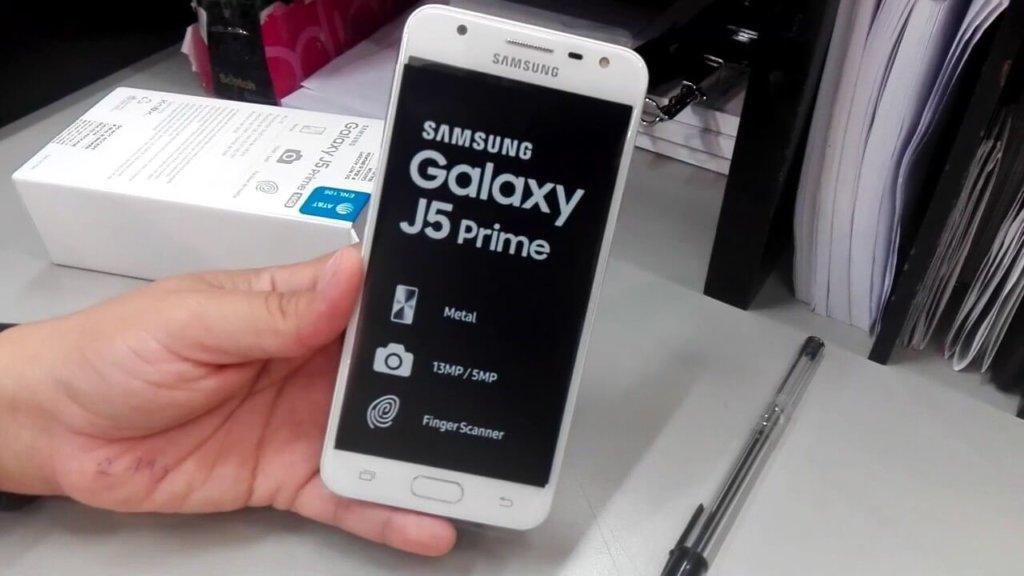 Rootear el Samsung Galaxy J5 Prime desde el móvil