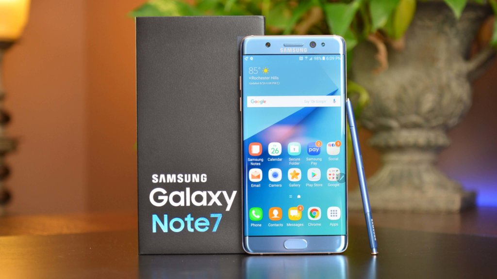 Rootear Samsung Galaxy Note 7