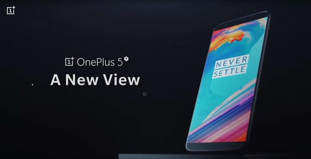 OnePlus 5T: Un smartphone de alta gama