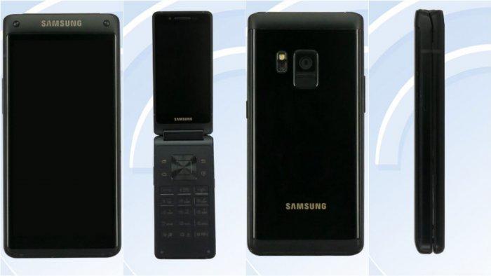 Avances sobre el Samsung W2018: el nuevo Premium con tapa