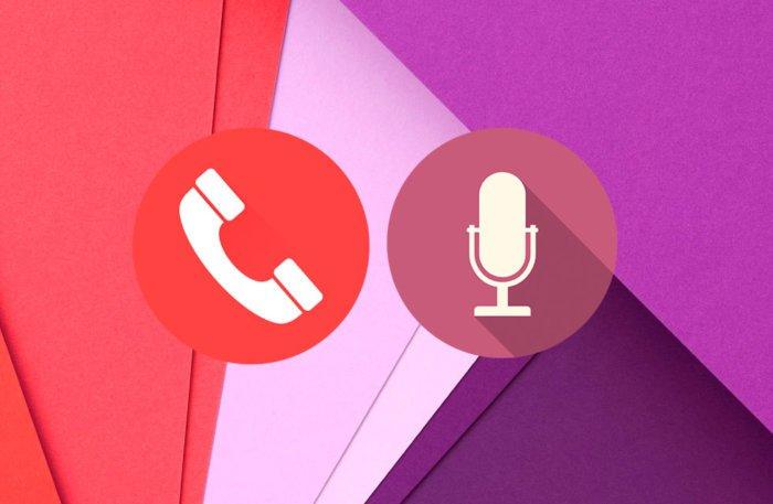 grabar conversaciones de voz en WhatsApp