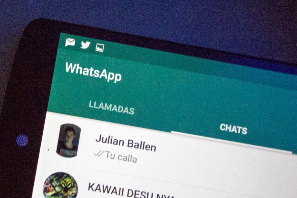 utilizar WhatsApp discretamente