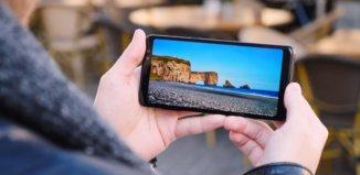 Mejores móviles con pantalla 18:9