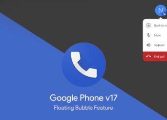 Minimizar llamadas en caras flotantes