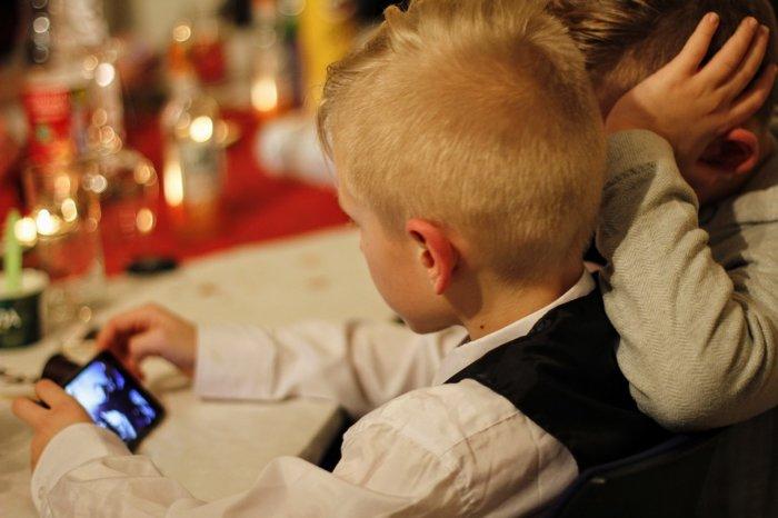 configurar el móvil para que sea seguro para niños