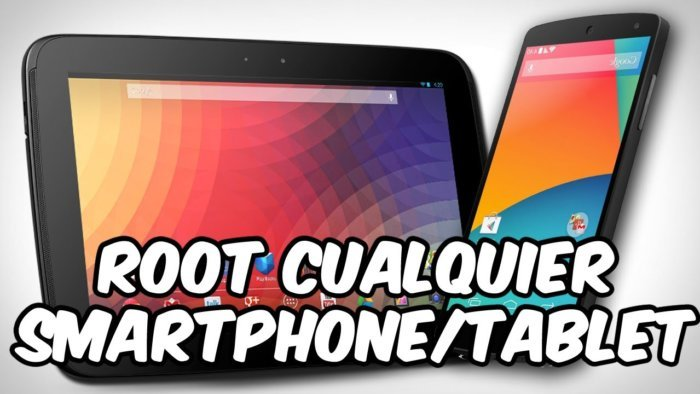 rootear una tablet