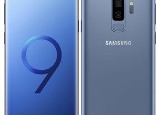 Nuevas versiones del Galaxy S9