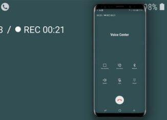 grabar llamadas en Samsung Galaxy S9 y S9+