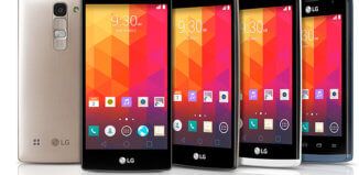 actualizaciones de LG