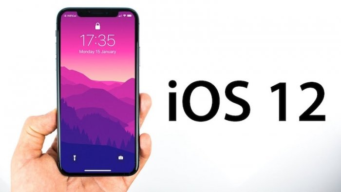 características de iOS 12