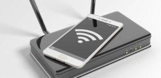 conectar el móvil a un router sin introducir la contraseña