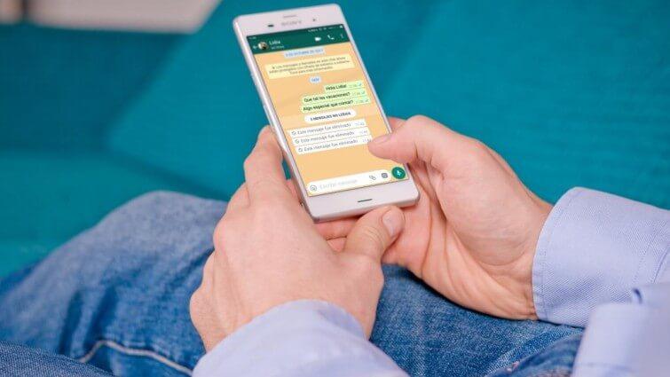 leer un WhatsApp sin aparecer online