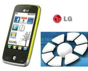 Cómo desbloquear el LG GS290