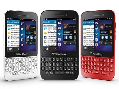 Blackberry BB Q5