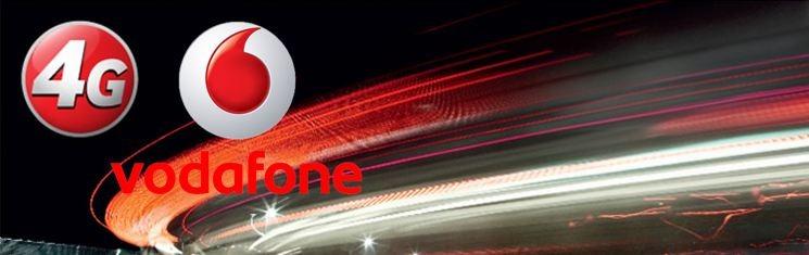 Red 4G de Vodafone España