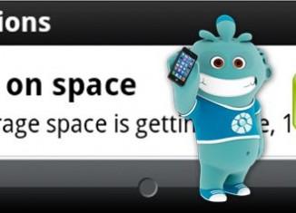 Liberar espacio de memoria interna en Android