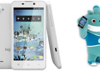 BQ Aquaris, el smartphone español