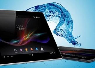 Sony Xperia Tablet Z características