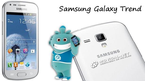 Liberar Samsung Galaxy Trend