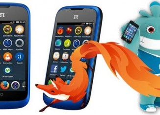 Zte Open con Firefox OS