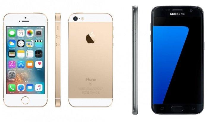 Samsung-Galaxy-S7-vs-el-iPhone-SE-cuál-es-el-ganador