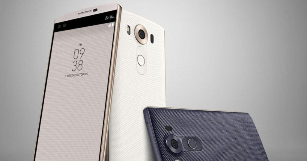 LG V20 vs LG V10: los cambios en el nuevo modelo de LG