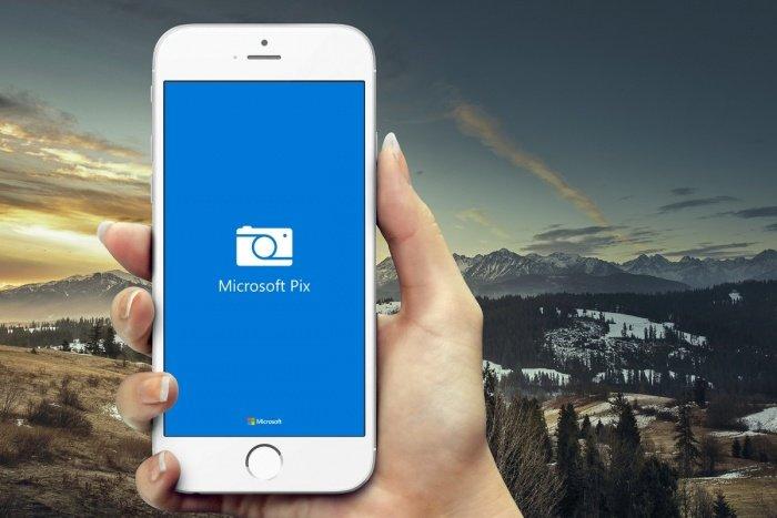 Microsoft Pix: ¿la mejor cámara inteligente para iPhone?