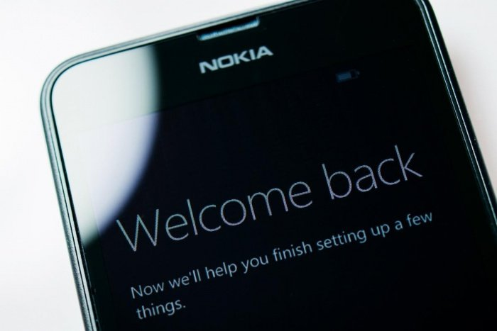 Nokia regresa al mundo Smartphone
