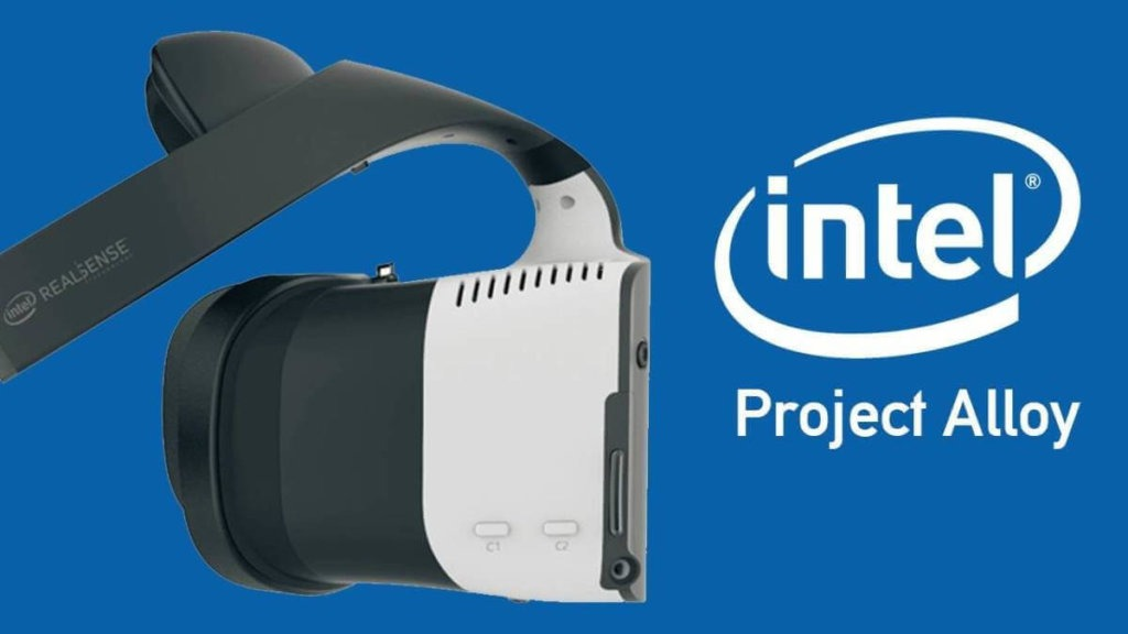 Project Alloy: las gafas de realidad virtual de Intel