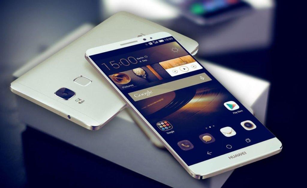 Avances del Huawei Mate 9