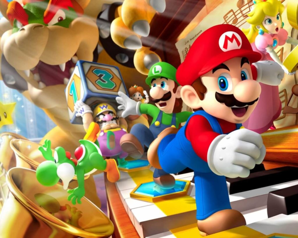 Mario llega a iOS