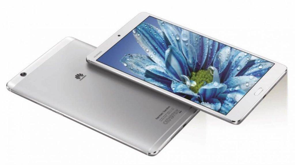 Te presentamos la Huawei MediaPad M3