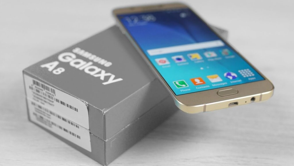 Todo listo para la presentación del Smasung Galaxy A8 de 2016