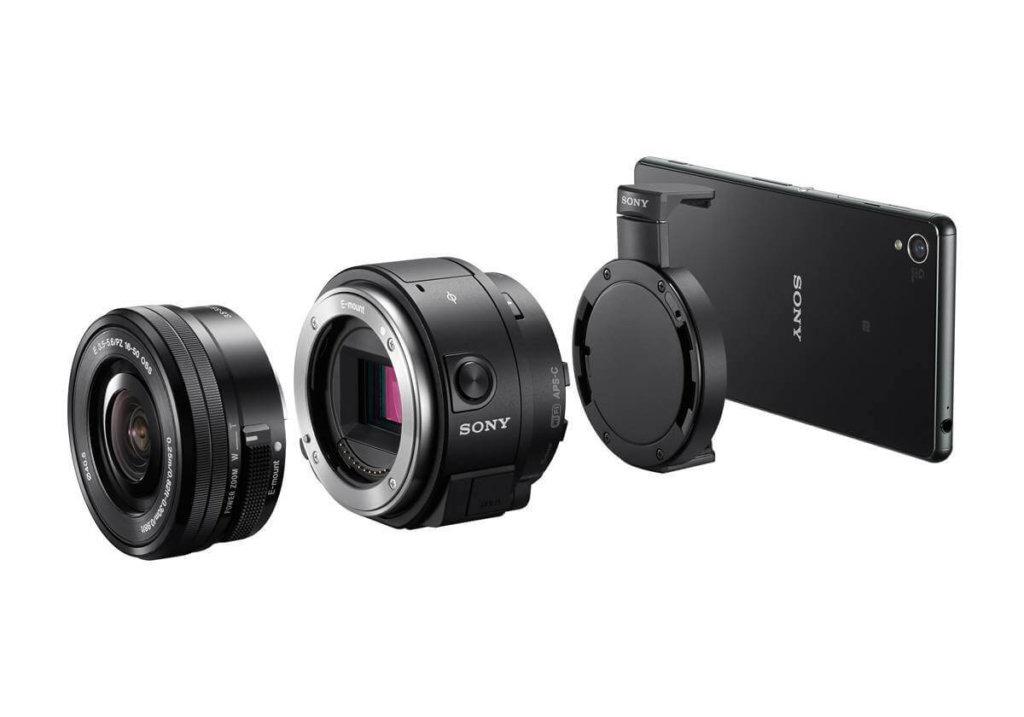 Las cinco mejores cámaras móviles