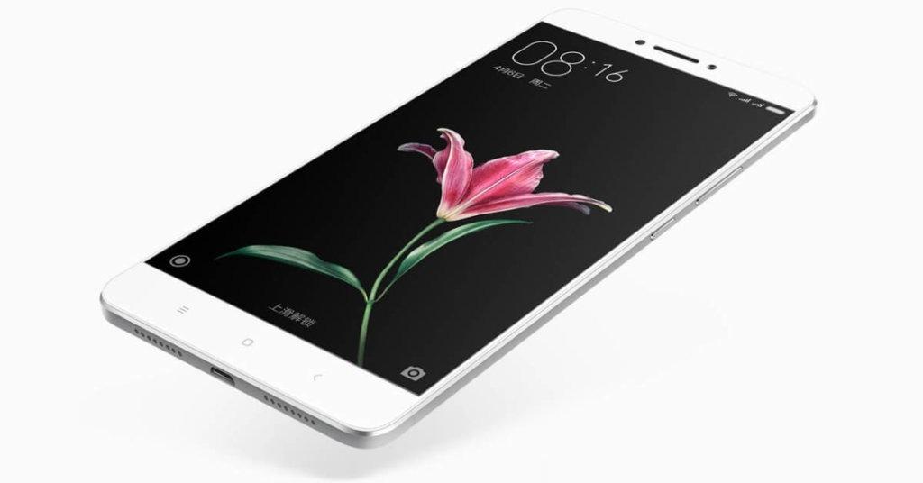 Mi Max Prime, el smartphone gigante de Xiaomi