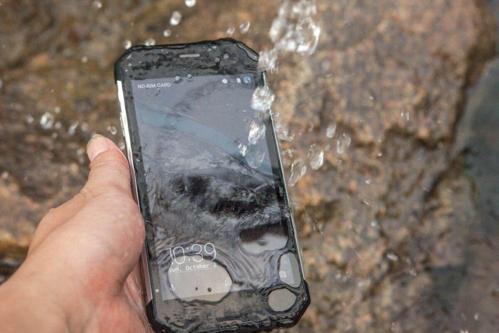 Nomu S30, el nuevo Smartphone todo terreno