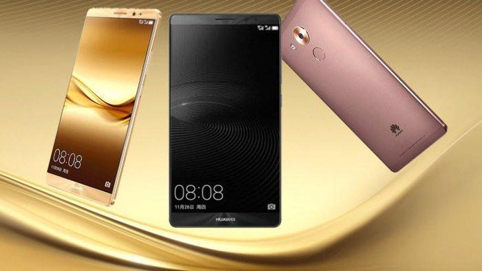 Comparativa del Huawei Mate 9