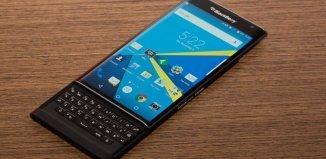 Blackberry Mercury, un nuevo equipo con teclado físico