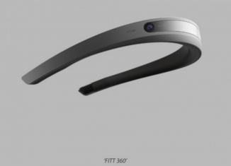 FITT 360, el collar-cámara de Samsung