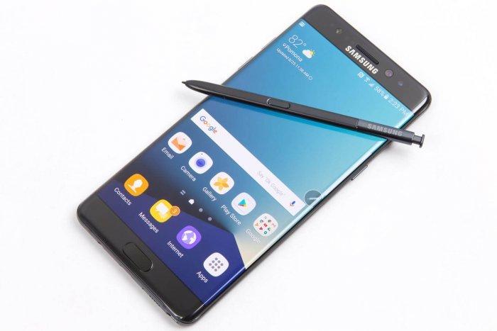 Problemas con el Galaxy Note 7