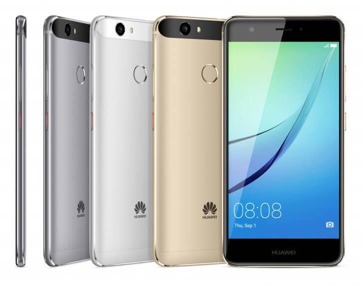 características del Huawei Nova