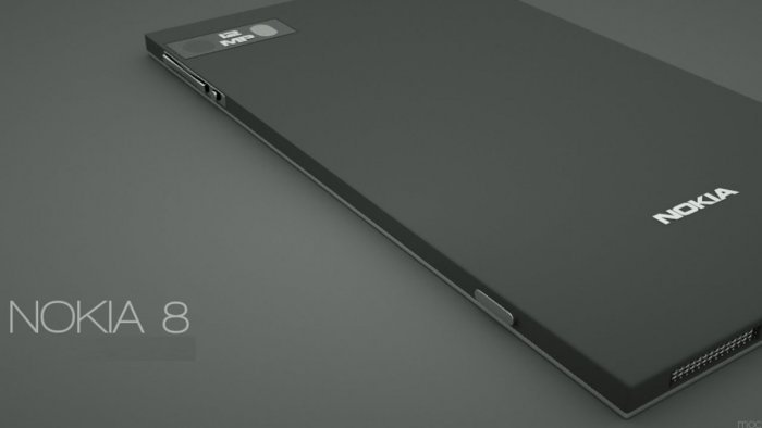 Novedades sobre el Nokia 8