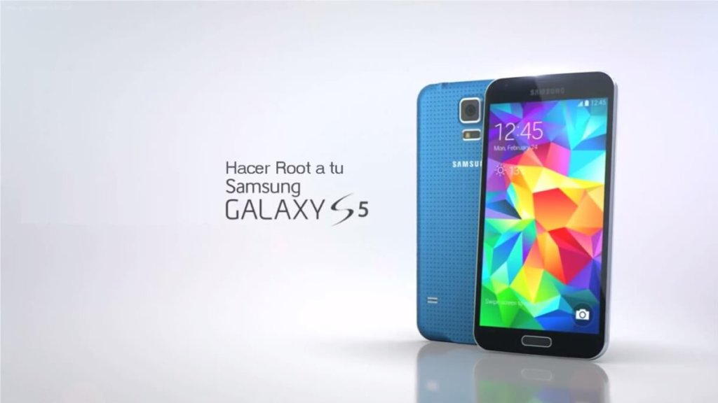 Cómo rootear Samsung Galaxy S5 SM-G900H