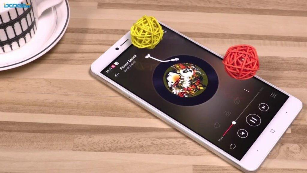 El Doogee Y6 Max 3D fue presentado en el MWC 2017