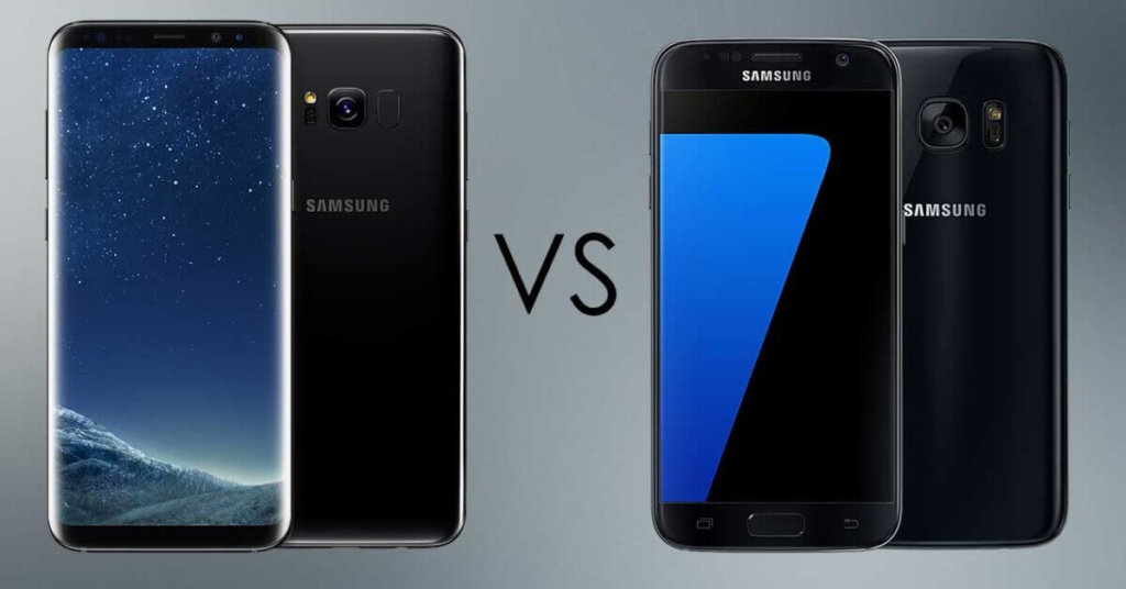 Samsugn Galaxy S8+ vs S7 Plus, ¿qué ha cambiado?