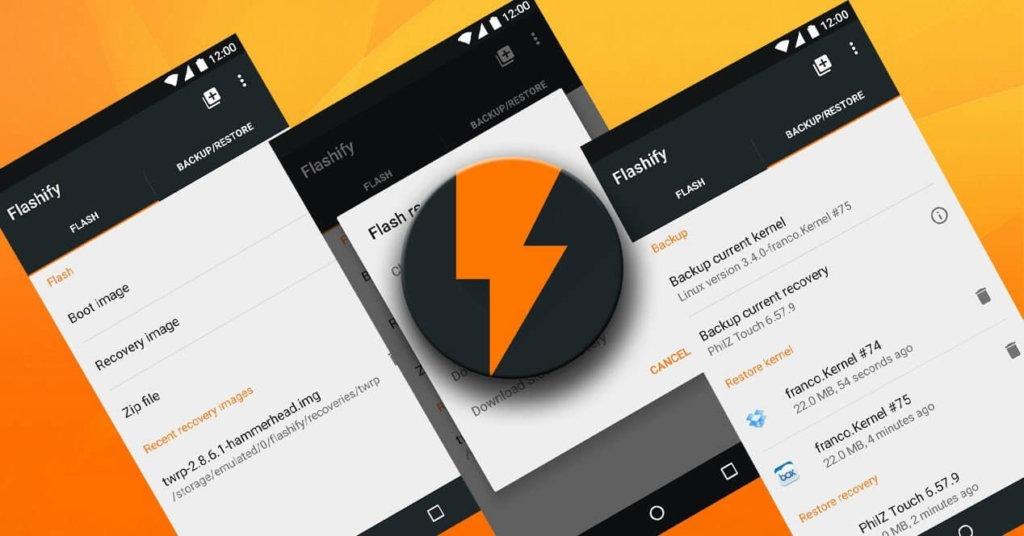 ¿Qué es Flashify?
